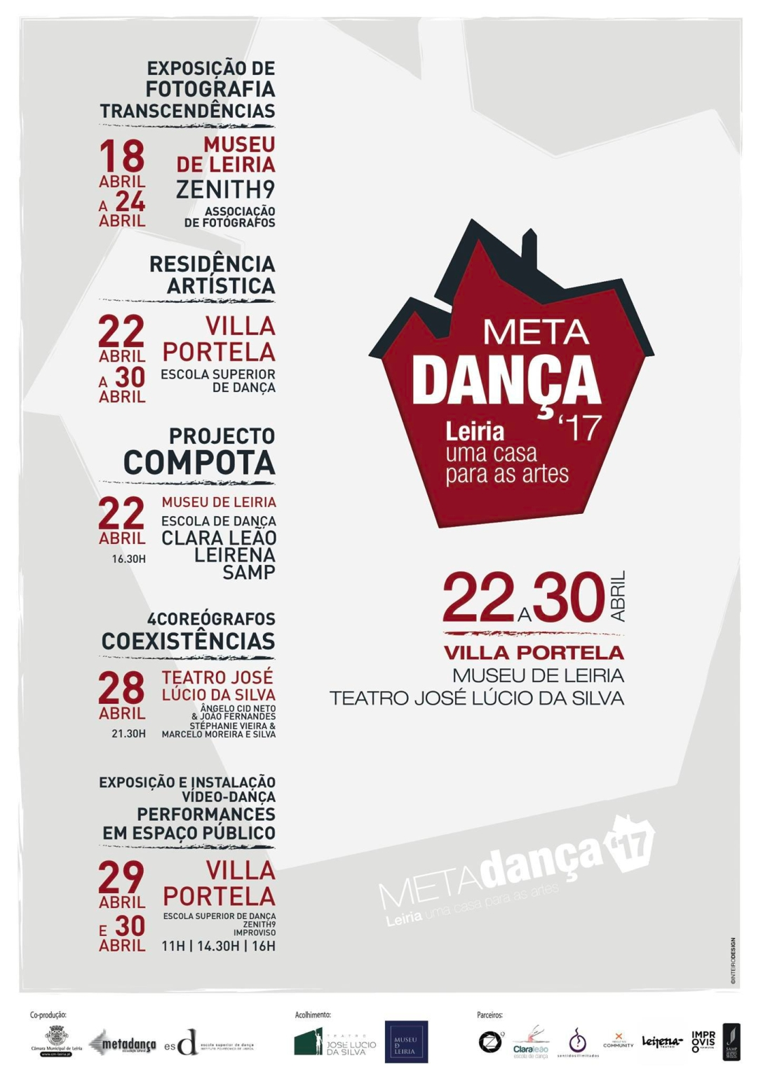 cartaz metadanca 2017